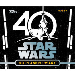 2019 Topps Star Wars Journey To The Rise Of Skywalker Hobby Box Breakaway Sports Cards