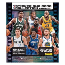 2019-20 Panini NBA Basketball Sticker Album