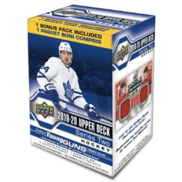 2019-20 Upper Deck Series 2 Hockey Blaster Box