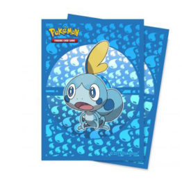 Ultra Pro Pokemon Galar Starters Sobble Card Sleeves