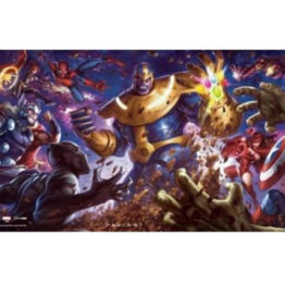 Ultra Pro Marvel Thanos Card Playmat