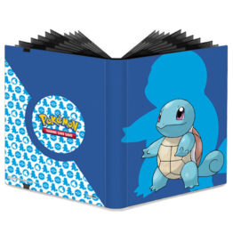 Ultra Pro Pokemon Squirtle Pro Binder